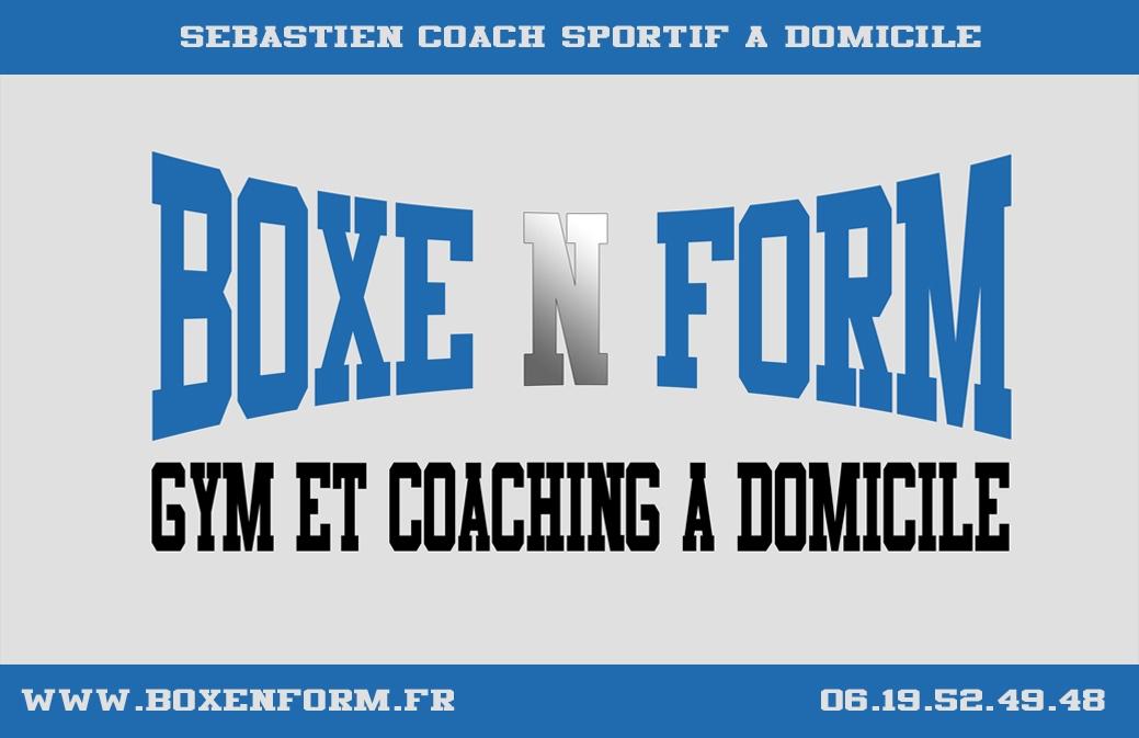 Coach sportif à domicile alliant Boxe et Remise en Forme sur Nantes et environs