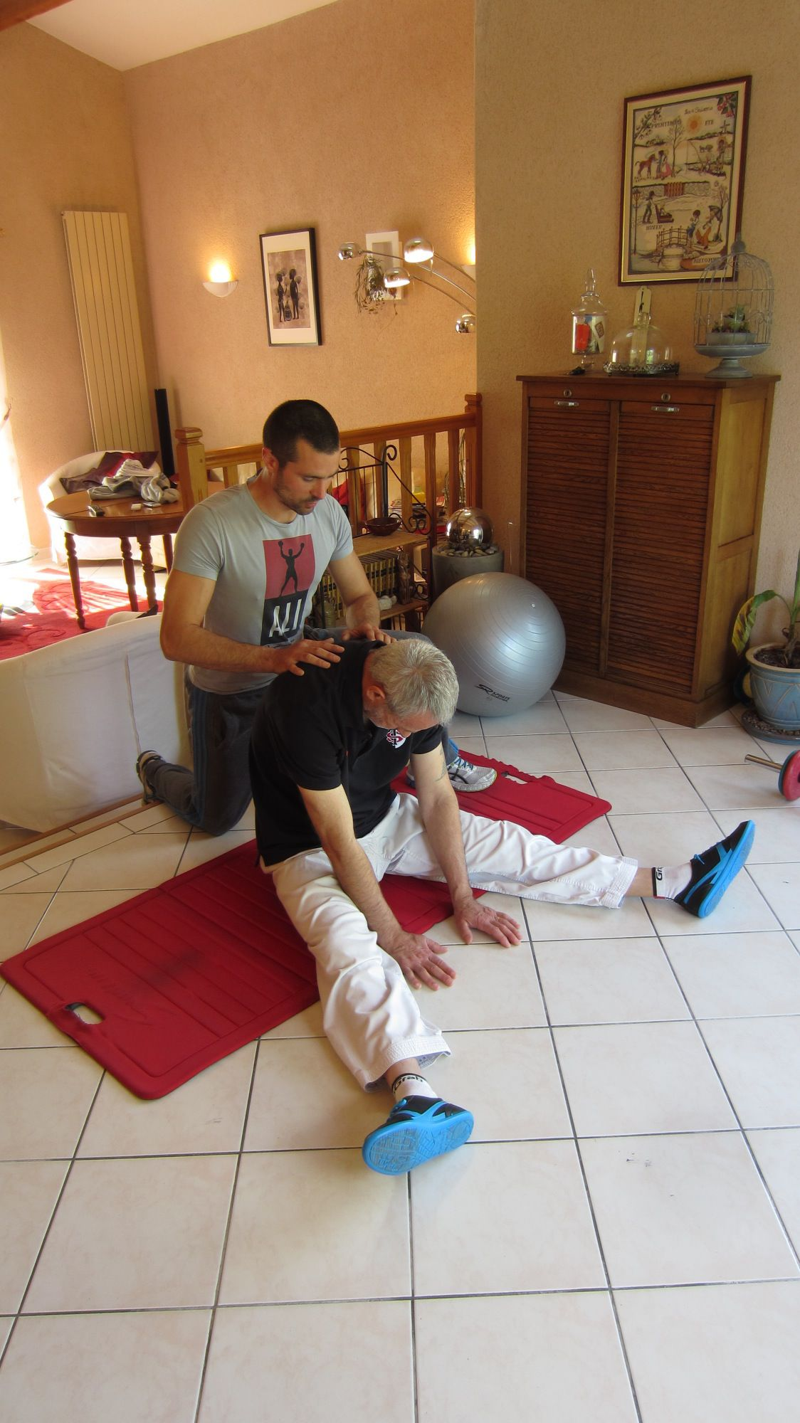 exemple exercice de stretching 1